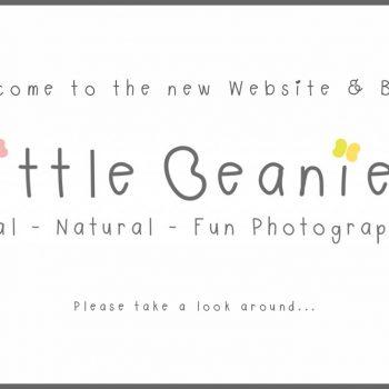 Little beanies website launch