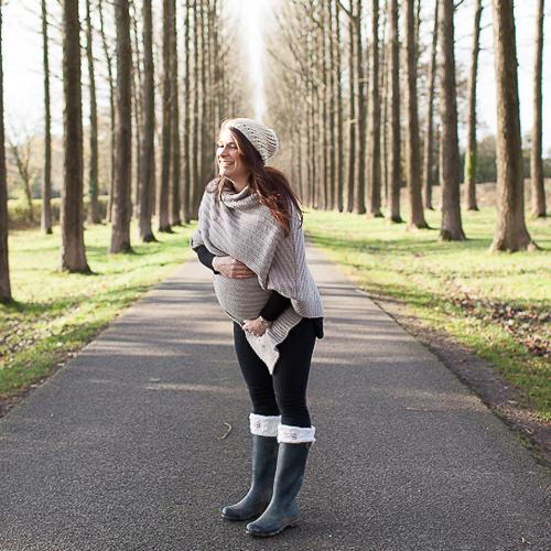 Lisa Jordan 37 weeks pregnant