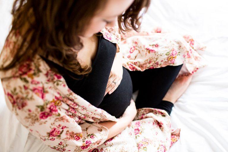 Pregnant lady 30 weeks
